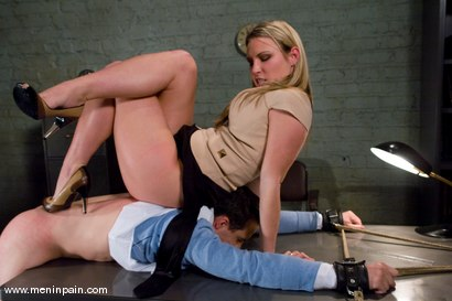 Photo number 4 from Discipline is a Bitch shot for Men In Pain on Kink.com. Featuring Harmony and Max Powers in hardcore BDSM & Fetish porn.