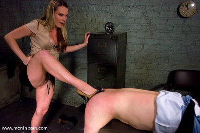 Photo number 5 from Discipline is a Bitch shot for Men In Pain on Kink.com. Featuring Harmony and Max Powers in hardcore BDSM & Fetish porn.