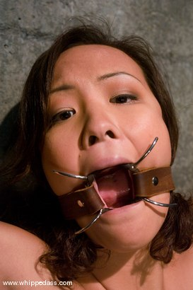 Photo number 7 from Jandi Lin shot for Whipped Ass on Kink.com. Featuring Aiden Starr and Jandi Lin in hardcore BDSM & Fetish porn.