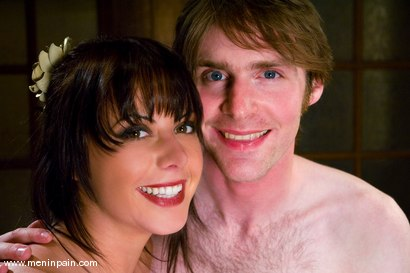 Photo number 15 from Final Exam shot for Men In Pain on Kink.com. Featuring Penny Flame and Johnny Rocket in hardcore BDSM & Fetish porn.