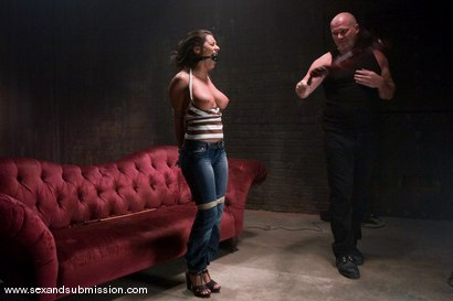 Photo number 2 from Charley Chase shot for Sex And Submission on Kink.com. Featuring Mark Davis and Charley Chase in hardcore BDSM & Fetish porn.