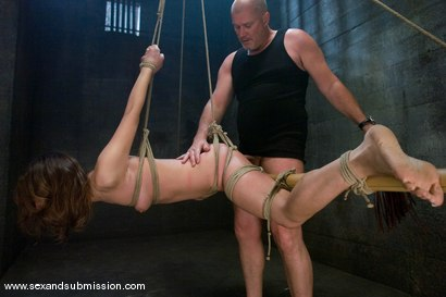 Photo number 11 from Amber Rayne shot for Sex And Submission on Kink.com. Featuring Mark Davis and Amber Rayne in hardcore BDSM & Fetish porn.