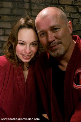 Photo number 15 from Amber Rayne shot for Sex And Submission on Kink.com. Featuring Mark Davis and Amber Rayne in hardcore BDSM & Fetish porn.