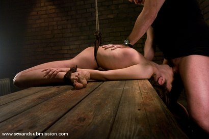 Photo number 5 from Amber Rayne shot for Sex And Submission on Kink.com. Featuring Mark Davis and Amber Rayne in hardcore BDSM & Fetish porn.