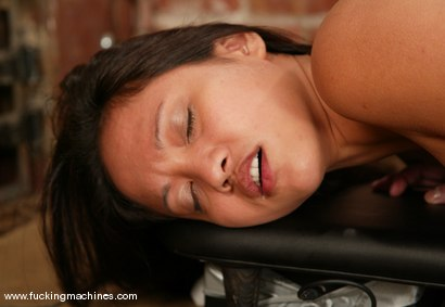 Photo number 9 from Loni shot for Fucking Machines on Kink.com. Featuring Loni in hardcore BDSM & Fetish porn.