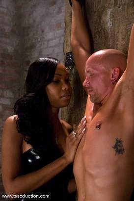 Photo number 4 from Sexy Jade, Chad Rock shot for TS Seduction on Kink.com. Featuring Sexy Jade and Chad Rock in hardcore BDSM & Fetish porn.