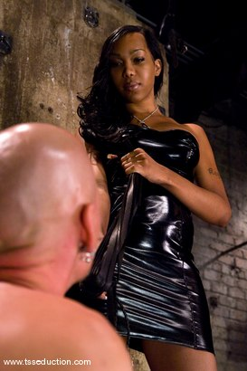 Photo number 1 from Sexy Jade, Chad Rock shot for TS Seduction on Kink.com. Featuring Sexy Jade and Chad Rock in hardcore BDSM & Fetish porn.