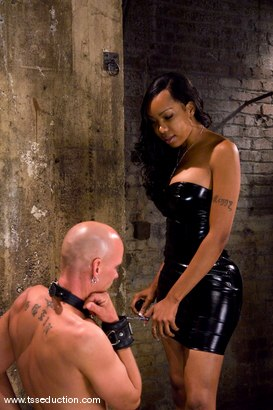 Photo number 5 from Sexy Jade, Chad Rock shot for TS Seduction on Kink.com. Featuring Sexy Jade and Chad Rock in hardcore BDSM & Fetish porn.