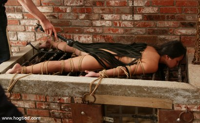 Photo number 10 from Loni shot for Hogtied on Kink.com. Featuring Loni in hardcore BDSM & Fetish porn.