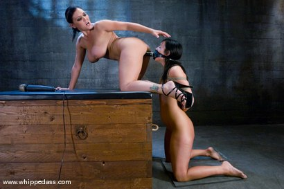 Photo number 13 from Ashli Orion shot for Whipped Ass on Kink.com. Featuring Claire Dames and Ashli  Orion in hardcore BDSM & Fetish porn.