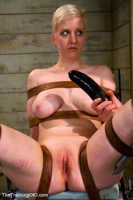 Photo number 9 from The Training of Cherry Torn, Day One shot for The Training Of O on Kink.com. Featuring Cherry Torn and Maestro in hardcore BDSM & Fetish porn.