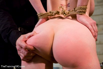Photo number 5 from The Training of Cherry Torn, Day One shot for The Training Of O on Kink.com. Featuring Cherry Torn and Maestro in hardcore BDSM & Fetish porn.