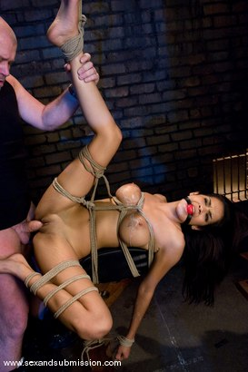 Photo number 6 from Daisy Marie shot for Sex And Submission on Kink.com. Featuring Daisy Marie and Mark Davis in hardcore BDSM & Fetish porn.