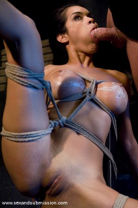 Photo number 9 from Daisy Marie shot for Sex And Submission on Kink.com. Featuring Daisy Marie and Mark Davis in hardcore BDSM & Fetish porn.