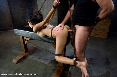 Photo number 10 from Daisy Marie shot for Sex And Submission on Kink.com. Featuring Daisy Marie and Mark Davis in hardcore BDSM & Fetish porn.