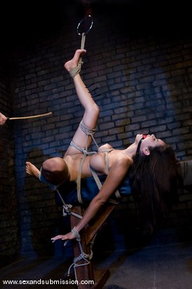 Photo number 5 from Daisy Marie shot for Sex And Submission on Kink.com. Featuring Daisy Marie and Mark Davis in hardcore BDSM & Fetish porn.