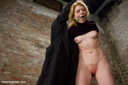 Photo number 4 from Madison Young stars in one of <br> Hogtied's real time live shoots. shot for Hogtied on Kink.com. Featuring Madison Young in hardcore BDSM & Fetish porn.