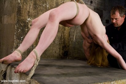 Photo number 9 from Madison Young stars in one of <br> Hogtied's real time live shoots. shot for Hogtied on Kink.com. Featuring Madison Young in hardcore BDSM & Fetish porn.