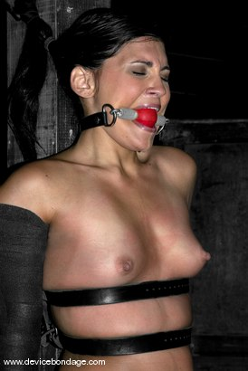 Photo number 11 from Haze shot for Device Bondage on Kink.com. Featuring Miss Jade Indica in hardcore BDSM & Fetish porn.