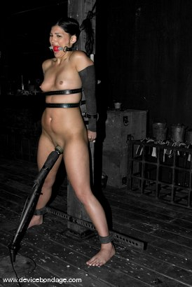 Photo number 12 from Haze shot for Device Bondage on Kink.com. Featuring Miss Jade Indica in hardcore BDSM & Fetish porn.