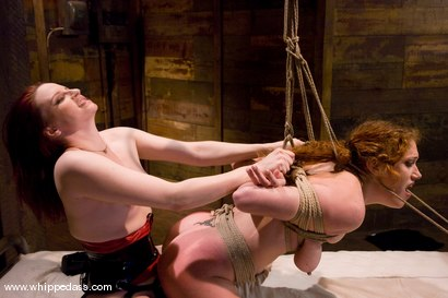 Photo number 10 from Sabrina Fox shot for Whipped Ass on Kink.com. Featuring Claire Adams and Sabrina Fox in hardcore BDSM & Fetish porn.