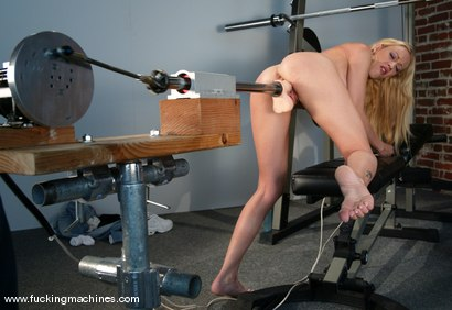 Photo number 6 from Samantha Sterlyng shot for Fucking Machines on Kink.com. Featuring Samantha Sterlyng in hardcore BDSM & Fetish porn.