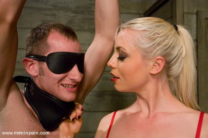 Photo number 5 from 200 Whacks shot for Men In Pain on Kink.com. Featuring Nomad and Lorelei Lee in hardcore BDSM & Fetish porn.
