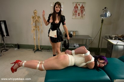 Photo number 8 from January Seraph shot for Whipped Ass on Kink.com. Featuring January Seraph and Bobbi Starr in hardcore BDSM & Fetish porn.