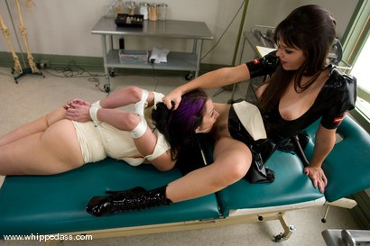 Photo number 7 from January Seraph shot for Whipped Ass on Kink.com. Featuring January Seraph and Bobbi Starr in hardcore BDSM & Fetish porn.
