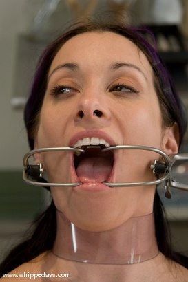 Photo number 10 from January Seraph shot for Whipped Ass on Kink.com. Featuring January Seraph and Bobbi Starr in hardcore BDSM & Fetish porn.