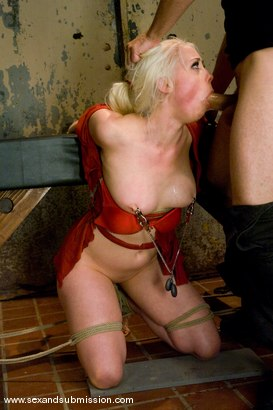Photo number 9 from Lorelei Lee shot for Sex And Submission on Kink.com. Featuring Mr. Pete and Lorelei Lee in hardcore BDSM & Fetish porn.