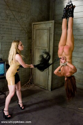 Photo number 11 from Britney Stevens shot for Whipped Ass on Kink.com. Featuring Britney Stevens and Aiden Starr in hardcore BDSM & Fetish porn.