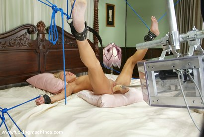 Photo number 11 from Kylie Wilde shot for Fucking Machines on Kink.com. Featuring Kylie Wilde in hardcore BDSM & Fetish porn.
