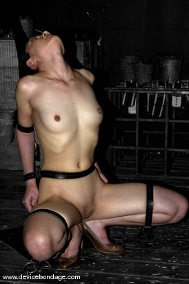 Photo number 3 from Sultress shot for Device Bondage on Kink.com. Featuring Circe Borges in hardcore BDSM & Fetish porn.