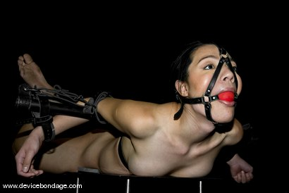 Photo number 10 from Sultress shot for Device Bondage on Kink.com. Featuring Circe Borges in hardcore BDSM & Fetish porn.