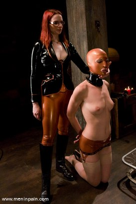 Photo number 1 from Miss Adams shot for Men In Pain on Kink.com. Featuring Kade, Claire Adams and Riley Shy in hardcore BDSM & Fetish porn.