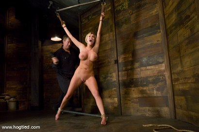 Photo number 12 from Welcome Carly Parker and her amazing<br>California body to Hogtied. shot for Hogtied on Kink.com. Featuring Carly Parker in hardcore BDSM & Fetish porn.
