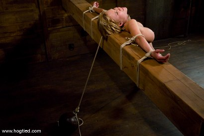 Photo number 4 from Welcome Carly Parker and her amazing<br>California body to Hogtied. shot for Hogtied on Kink.com. Featuring Carly Parker in hardcore BDSM & Fetish porn.