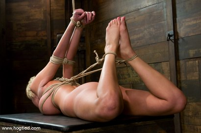 Photo number 8 from Welcome Carly Parker and her amazing<br>California body to Hogtied. shot for Hogtied on Kink.com. Featuring Carly Parker in hardcore BDSM & Fetish porn.