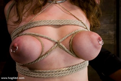 Photo number 5 from Welcome Charlotte Vale<br>to Hogtied! shot for Hogtied on Kink.com. Featuring Sgt. Major and Charlotte Vale in hardcore BDSM & Fetish porn.