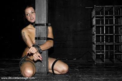 Photo number 14 from Pole Position shot for Device Bondage on Kink.com. Featuring Sgt. Major and Sara Faye in hardcore BDSM & Fetish porn.