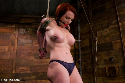 Photo number 1 from Kylie Ireland, the name that says it all. Huge toys, Huge Orgasms shot for Hogtied on Kink.com. Featuring Kylie Ireland in hardcore BDSM & Fetish porn.