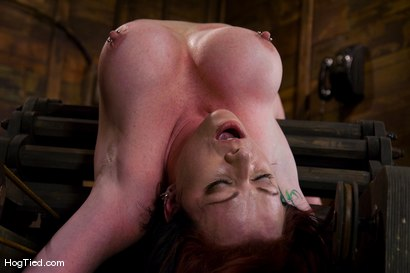 Photo number 5 from Kylie Ireland, the name that says it all. Huge toys, Huge Orgasms shot for Hogtied on Kink.com. Featuring Kylie Ireland in hardcore BDSM & Fetish porn.