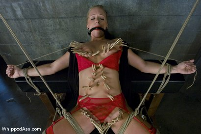 Photo number 5 from Dia Zerva shot for Whipped Ass on Kink.com. Featuring Claire Adams and Dia Zerva in hardcore BDSM & Fetish porn.