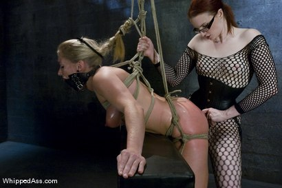 Photo number 13 from Dia Zerva shot for Whipped Ass on Kink.com. Featuring Claire Adams and Dia Zerva in hardcore BDSM & Fetish porn.
