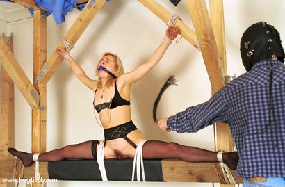 Photo number 6 from Inka shot for Hogtied on Kink.com. Featuring Inka in hardcore BDSM & Fetish porn.