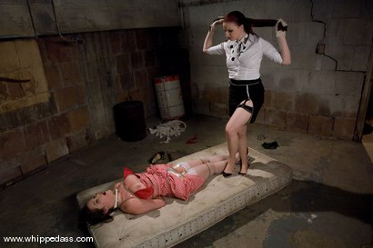 Photo number 4 from Charlotte Vale shot for Whipped Ass on Kink.com. Featuring Claire Adams and Charlotte Vale in hardcore BDSM & Fetish porn.