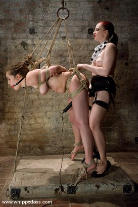 Photo number 13 from Charlotte Vale shot for Whipped Ass on Kink.com. Featuring Claire Adams and Charlotte Vale in hardcore BDSM & Fetish porn.