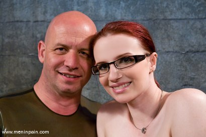 Photo number 13 from Double Fisted shot for Men In Pain on Kink.com. Featuring Claire Adams and Patrick Andraste in hardcore BDSM & Fetish porn.