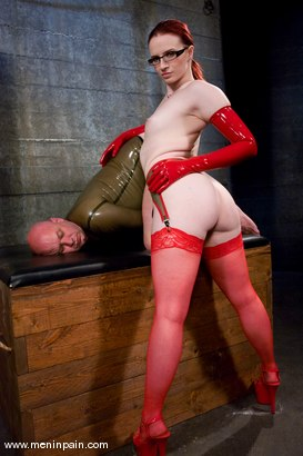 Photo number 5 from Double Fisted shot for Men In Pain on Kink.com. Featuring Claire Adams and Patrick Andraste in hardcore BDSM & Fetish porn.